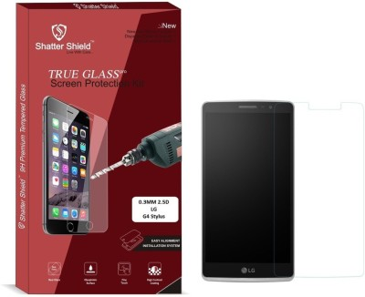 """Shatter Shield Tempered Glass Guard for LG G4 Stylus (5.7\"""" Inch Display)"""