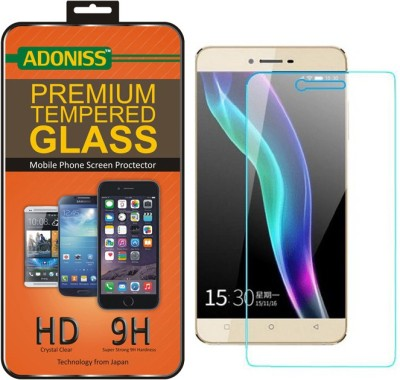 Adoniss Tempered Glass Guard for Gionee S6 Pack of 1 Adoniss Screen Guards