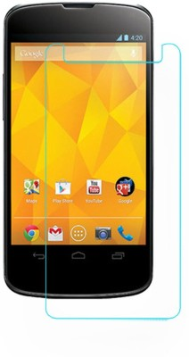ACM Tempered Glass Guard for Lg Google Nexus 4 E960(Pack of 1)