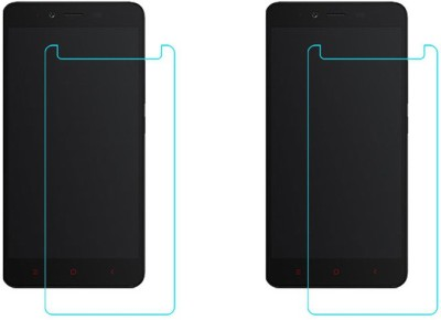 ACM Tempered Glass Guard for Mi Redmi Note 2(Pack of 2)