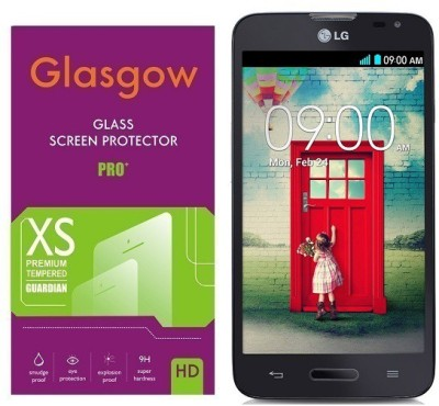 Loopee Tempered Glass Guard for Lg Optimus L-70