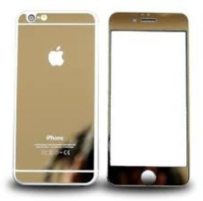 Case Creation Tempered Glass Guard for Apple iPhone 5S(Pack of 2)