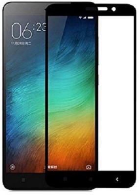 Colorcase Tempered Glass Guard for Mi Redmi 3S(Pack of 1)