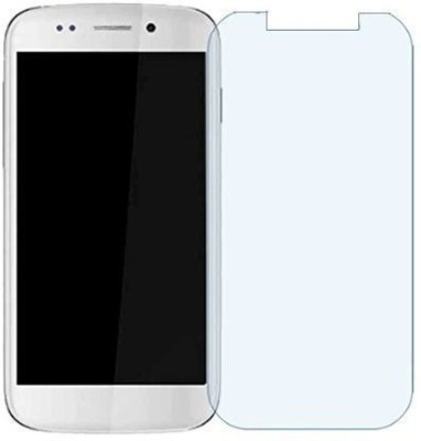 MOBIVIILE Tempered Glass Guard for Micromax Canvas 4 A210
