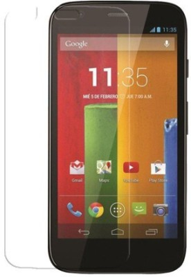 MudShi Tempered Glass Guard for Motorola Moto E (1st Gen)(Pack of 1)