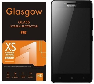 Glasgow Tempered Glass Guard for Lenovo A6000(Pack of 1)