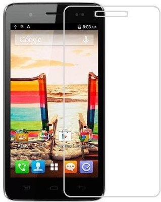 zZeonee Tempered Glass Guard for Micromax Bolt A069(Pack of 1)