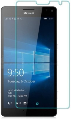 S-Gripline Tempered Glass Guard for NOKIA LUMIA 950 XL(Pack of 1)