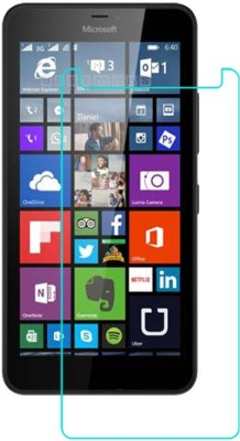ACM Tempered Glass Guard for Microsoft Lumia 640 Xl Lte Dual Sim(Pack of 1)
