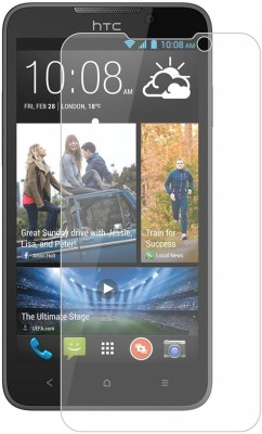 Heartly Tempered Glass Guard for HTC Desire 516 Dual Sim(Pack of 1)