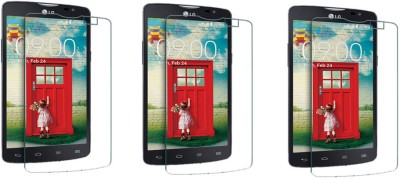 King Tempered Glass Guard for LG L80 Dual