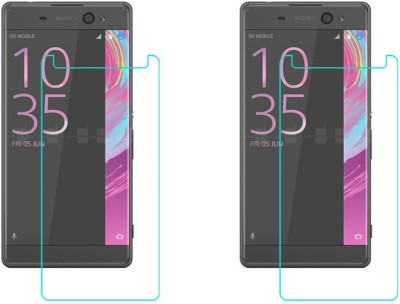ACM Tempered Glass Guard for Sony Xperia XA Ultra Dual Pack of 2