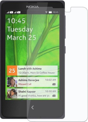 SAMARA Tempered Glass Guard for NOKIA X(Pack of 1)