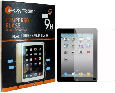 ACM Tempered Glass Guard for Apple iPad 2, Apple iPad 3, Apple iPad 4, (Pack of 3)(Pack of 3)