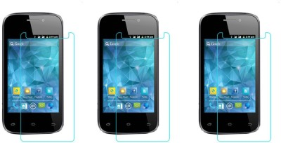 ACM Tempered Glass Guard for Spice Smart Flo Space Mi-354(Pack of 3)