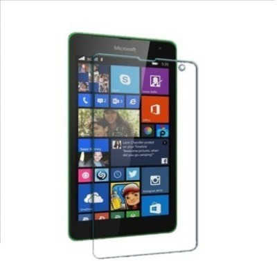 JAPNESE PRO Tempered Glass Guard for MICROSOFT LUMIA 535(Pack of 1)