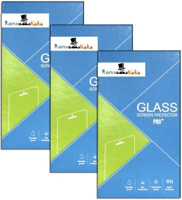 RamuKaka Vi_345(Pack of 3) Tempered Glass for Vivo Xplay3S