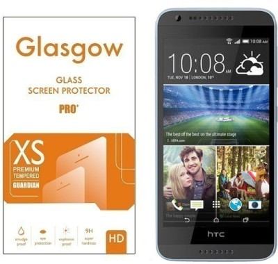 Glasgow Tempered Glass Guard for HTC Desire 620