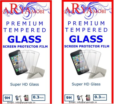 Aryamobi Tempered Glass Guard for Micromax Canvas Xpress 2 E313