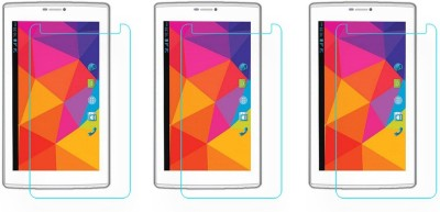 Rainbow Screen Guard for Micromax Canvas Tab P480(Pack of 1)