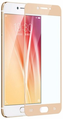 chl india care Tempered Glass Guard for VIVO Y55(Pack of 1)