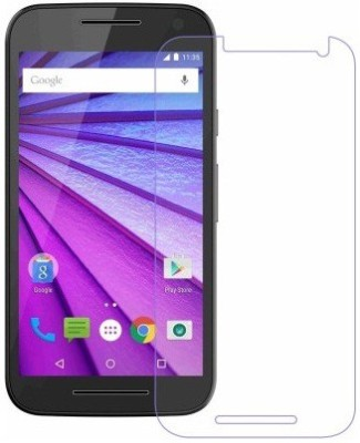 Gpower Tempered Glass Guard for Moto G Turbo Edition / Motorola Moto G 3rd Generation (Moto G3) (Clear) Tempered Glass Screen Protector User guide & Installation Kit