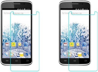 ACM Tempered Glass Guard for Spice Pinnacle Stylus Mi-550(Pack of 2)