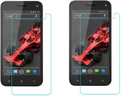 ACM Tempered Glass Guard for Xolo Q1000s+(Pack of 2)
