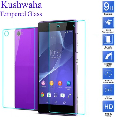 Glasgow Tempered Glass Guard for Sony Xperia Z2(Pack of 1)