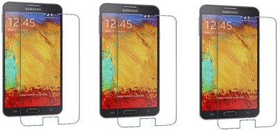 ACM Tempered Glass Guard for Samsung Galaxy Note 3 N9000 (Pack of 3)(Pack of 3)