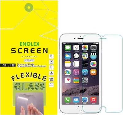 Enolex Tempered Glass Guard for Apple I Phone 5, SE, 5S(Pack of 1)