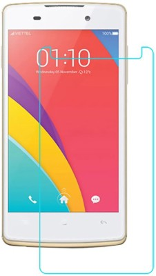 King Screen Guard for Diamond Screen Guard Oppo Joy Plus(Pack of 1)