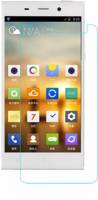 Digicube Tempered Glass Guard for Gionee Elife E7 mini