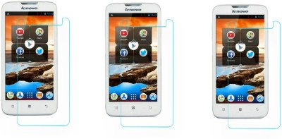 ACM Tempered Glass Guard for Lenovo A680(Pack of 3)