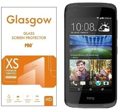 Glasgow Tempered Glass Guard for HTC Desire 326