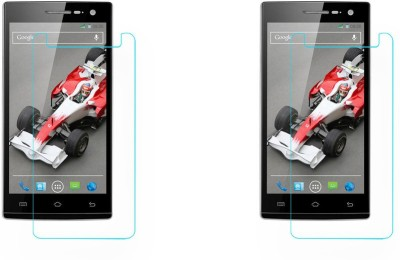 ACM Tempered Glass Guard for XOLO Q1010i(Pack of 2)