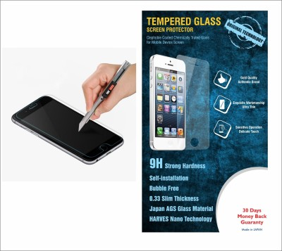Royal Touch Tempered Glass Guard for Nokia Lumia 640 Xl Dual