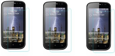 ACM Tempered Glass Guard for Micromax Bolt A71(Pack of 3)