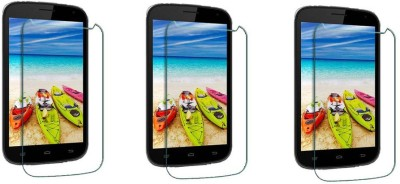 ACM Tempered Glass Guard for Intex Aqua 3x (Pack of 3)(Pack of 3)