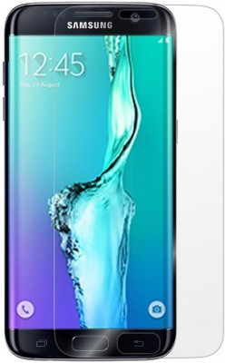 Casotec Tempered Glass Guard for Samsung Galaxy S6 edge Plus - Clear(Pack of 1)