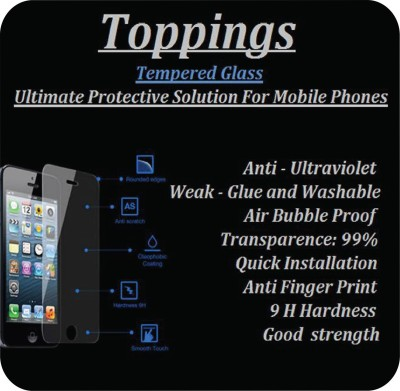 Toppings Tempered Glass Guard for Samsung Galaxy S3 Neo -GT i9300I(Pack of 1)