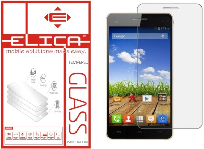 ELICA Tempered Glass Guard for Micromax Canvas Juice A77