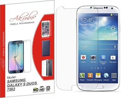 AmericHome Tempered Glass Guard for Samsung Galaxy Duos 2 (7562)