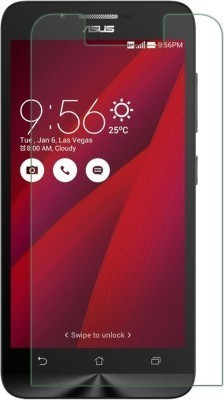 MOBIVIILE Tempered Glass Guard for Asus Zenfone Go ZC500TG(Pack of 1)