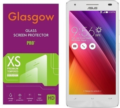Glasgow Tempered Glass Guard for Asus Zenfone Go 5.0 (5 inch Display)