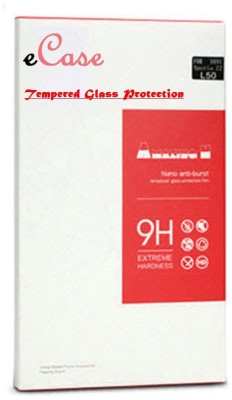 eCase Tempered Glass Guard for Mi Redmi Note 4(Pack of 1)
