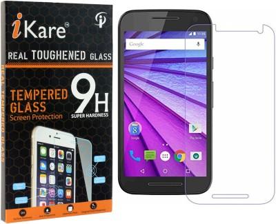 iKare Tempered Glass Guard for Motorola Moto Turbo(Pack of 1)
