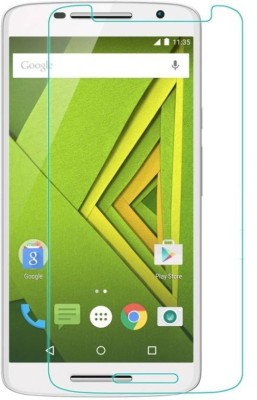 BIZBEEtech Tempered Glass Guard for Motorola Moto X Play(Pack of 1)