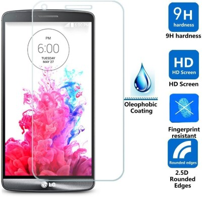 Caidea Tempered Glass Guard for LG G3(Pack of 1)