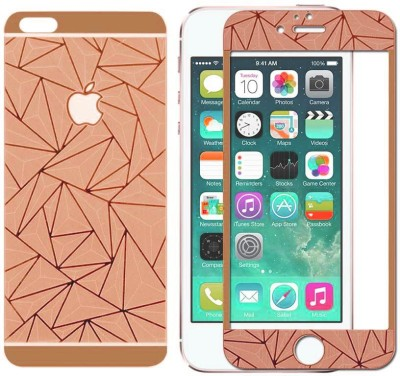 Case Trendz Tempered Glass Guard for Apple iPhone 5s(Pack of 1)